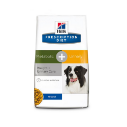 Hills Prescription Diet-PD Canine Metabolic + Urinary (1)
