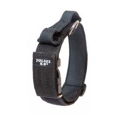 Julius K-9-Collar con Agarre Color Negro para Perro (1)