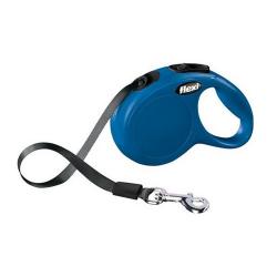 Correa Extensible Flexi Classic Azul para Perro (1)