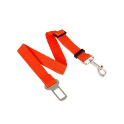 Acople Adaptador Rojo Cinturón de Seguridad Coche para Perro (6)