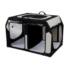 Transportín Plegable Doble Vario para Perro (1)