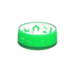 Comedero Duoworld Verde para Perro (6)