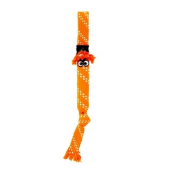Cuerda Mordedor Scrubz Color Naranja para Perro (6)