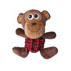 Mono de Peluche Mordedor para Perro (6)