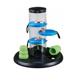 Trixie-Juguete Educativo Dog Activity Gambling Tower para Perro (1)