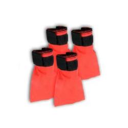 Botines Solid Red para Perro (6)