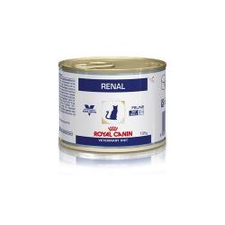 Royal Canin Veterinary Diets-Feline Renal Húmedo 195gr (1)