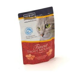 Mousse de Trucha para Gato (6)