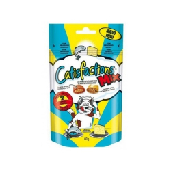 Snacks Rellenos con Salmón y Queso para Gatos. (6)