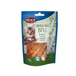 Snacks Light Pollo Deshidratado para Gato (1)