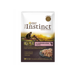 True Instinc Feline Hight Meat Salmón 70 Gr Húmedo (6)