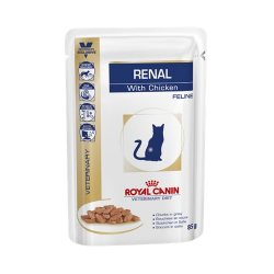 Royal Canin Veterinary Diets-Renal Húmedo (con pollo) 85 gr (1)