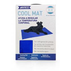 Manta Refrescante Cool Gel Azul para Perro (6)