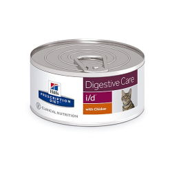 Hills Prescription Diet-PD Feline i/d.156 gr.Húmedo. (1)