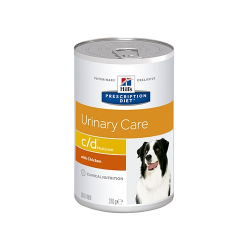 Hills Prescription Diet-PD Canine c/d 370 gr. Húmedo. (1)