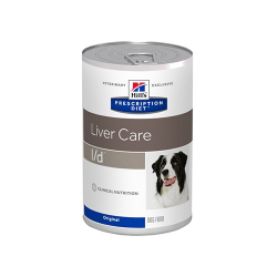 Hills Prescription Diet-PD Canine l/d 370 gr. Húmedo. (1)