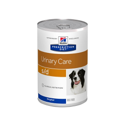 Hills Prescription Diet-PD Canine s/d 370 gr. Húmedo. (1)