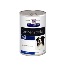Hills Prescription Diet-P.D Canine z/d 370 gr.Húmedo. (1)
