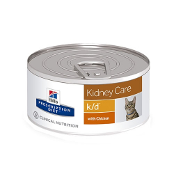 Hills Prescription Diet-PD Feline k/d 156 gr. Húmedo. (1)