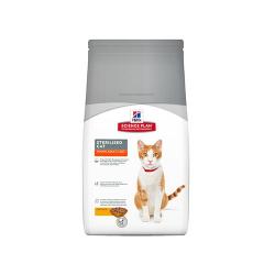 SP Feline Young Sterilised con Pollo (6)