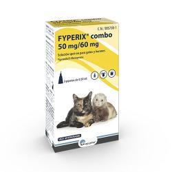 Fyperix Combo Pipetas Antiparasitarias para Gato (6)