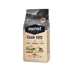 Ownat Just Grain Free-Adulto de Pescado para perro (1)