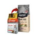 Ownat Just Grain Free-Adulto Pollo para gato (2)