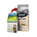 Ownat Just Grain Free-Adulto Esterilizado para gato (2)
