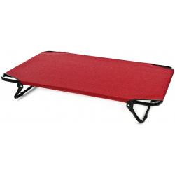 Tumbona Color Rojo para Perro (6)