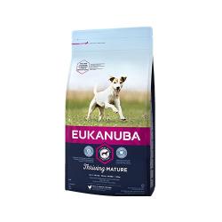 Eukanuba-Senior Razas Pequeñas con Pollo (1)