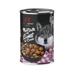 Albóndigas de Cordero y Comino para Perro (6)