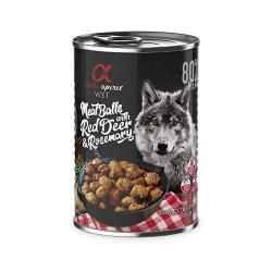 Albóndigas de Venado y Romero para Perro (6)