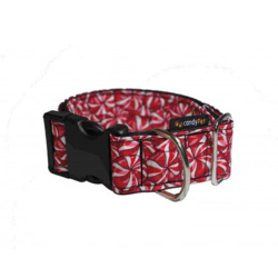 Collar Martingale Estampado Caramelos para Perro (6)