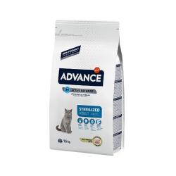 Affinity Advance-Gatos Esterilizados Pavo y Cebada (1)