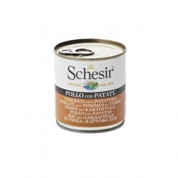 Schesir Pollo con Patatas (Lata) (6)