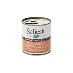 Schesir Atún Con Zanahoria (Lata) (6)