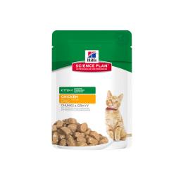 SP Feline Kitten con Pollo (Sobre) (6)