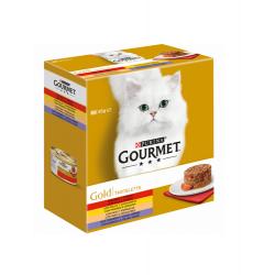 Gourmet Gold-Pack Tartallete Surtido de Carnes y Verduras (1)