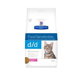 Hills Prescription Diet-PD Feline d/d con Pato (1)