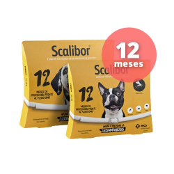 Scalibor-Nuevo. Protección 12 meses. (1)