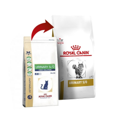 Royal Canin Veterinary Diets-Feline Urinary S/O High Dilution (1)
