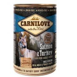 Carnilove-Adult Salmón y Pavo Húmedo (1)
