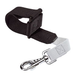 Cinturon Seguridad para perros Dog Travel Belt Black Ferplast
