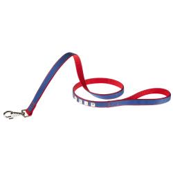 Correa Dual G20 110 Blue Red para perros Ferplast