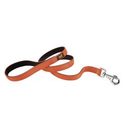 Correa Dual G20 110 Orange para perros Ferplast