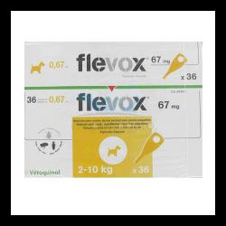 Vetoquinol-Flevox para Perro de 2-10 kg (1)