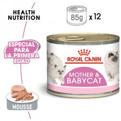 BabyCat Instinctive Húmedo 195 gr. (6)