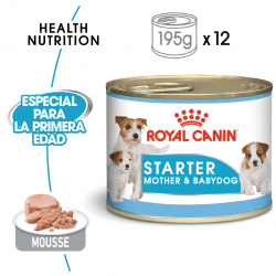 Royal Canin-Starter Mousse Gestación/Lactancia (1)