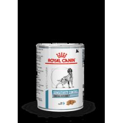 Royal Canin Veterinary Diets-Sensitivity Control Pollo 420 gr Húmedo (1)