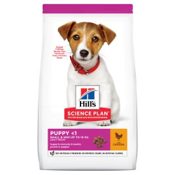 Hills-SP Puppy Small & Miniature (1)